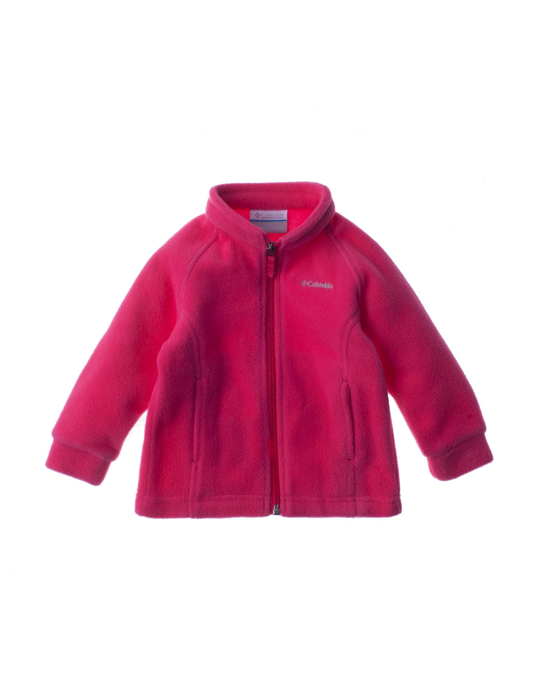 Columbia Red Lightweight Jackets & Blazers