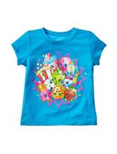 Shopkins Blue Burst T-shirt - Girls 4-6x
