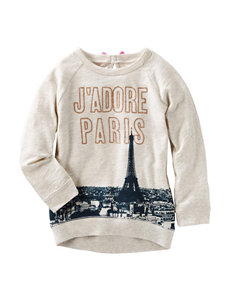 OshKosh B'gosh® Jadore Paris Top - Girls 4-6x