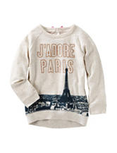 OshKosh B'gosh® Jadore Paris Top - Girls 4-6x