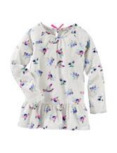 OshKosh B'gosh® Bird Print Tunic - Toddlers & Girls 4-6x