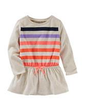 OshKosh B'gosh® Bar Striped Tunic Top – Toddler Girls