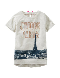 OshKosh B'gosh® J'Adore Paris Top – Girls 4-6x
