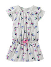 OshKosh B'gosh® Flutter Bird Print Tunic Top – Girls 4-6x