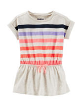 OshKosh B'gosh® Bar Striped Tunic Top – Girls 4-6x