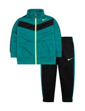 Nike® 2-pc. Tricot Color Blocked Jacket & Pants Set – Baby 12-24 Mos.