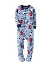 Carter's® Sports Print Sleeper – Toddler Boys