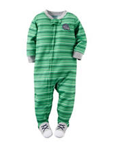 Carter's® Draft Pick Stripe Print Sleep & Play - Toddler Boys