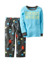 Carter's® 2-pc. Serious Bed Head Pajama Set - Boys 10-12