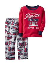 Carters® 2-pc. Fire Rescue Division Pajamas Set - Boys 4-8