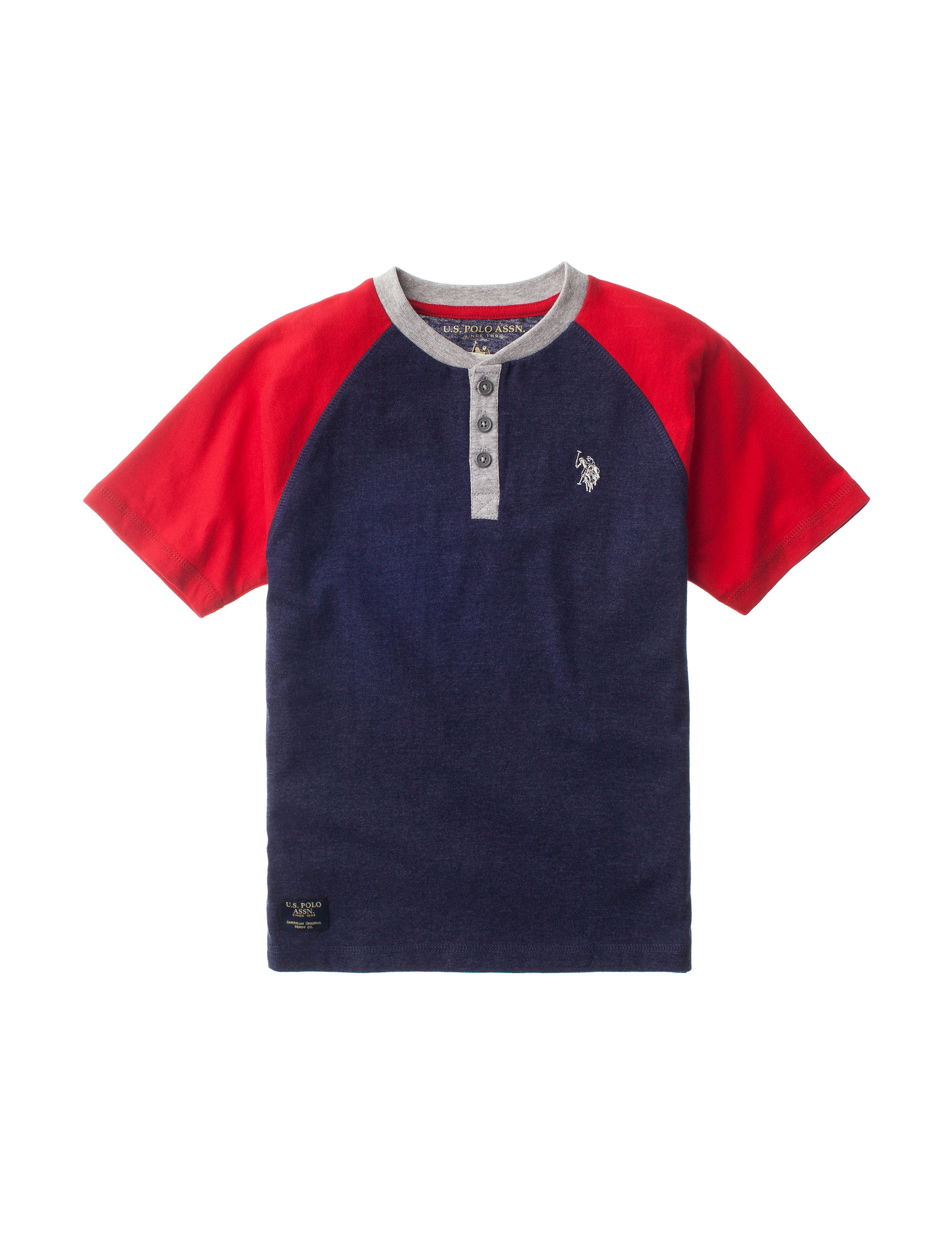 U.S. Polo Assn. Blue