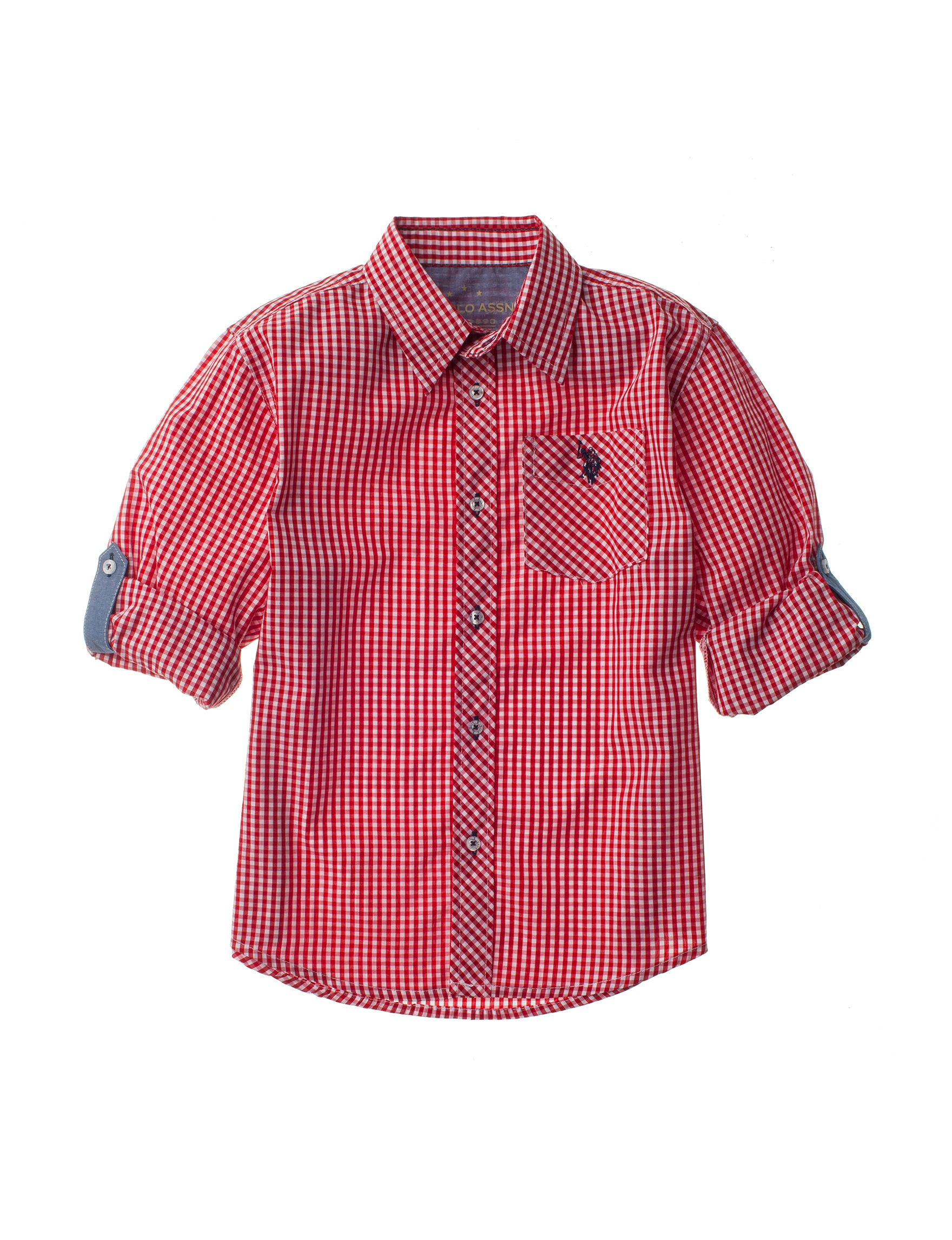 U.S. Polo Assn. Red
