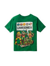 Teenage Mutant Ninja Turtle Emoji T-shirt - Boys 4-7