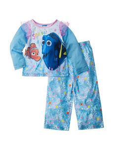 Dory 2-pc. Bubble Pajama Set - Toddler Girls
