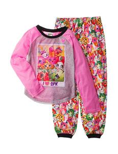Shopkins 2-pc. Pajama Set - Toddler Girls