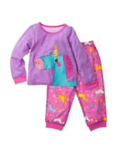Komar 2-pc. Unicorn Pajama Set - Toddler Girls