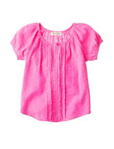 Jessica Simpson Crinkle Top - Toddler & Girls 4-6x