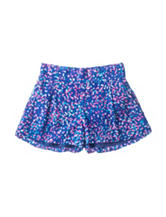 Jessica Simpson Multicolor Dot Print Shorts - Toddler & Girls 4-6x