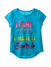 Twirl I Made It Sparkle Top – Girls 7-16