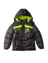 U.S. Polo Assn. Logo Puffer Jacket - Boys 8-20