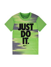 Nike® Dri-FIT™ Splice T-shirt – Toddlers & Boys 4-7