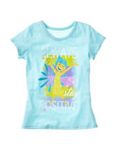 Twirl Mint Always Stay Positive Top – Girls 7-16