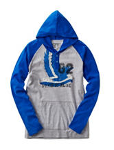 Pacific Blue Hooded Top - Boys 8-20