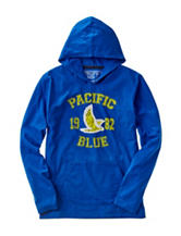 Pacific Blue Pull-over Hooded Top - Boys 8-20