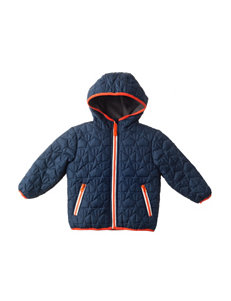3 Hearts Star Quilted Jacket - Baby 12-24 Mos.