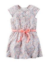 Carter's® Ditsy Floral Print Dress – Toddler Girls