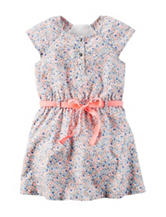 Carter's® Ditsy Floral Print Dress – Girls 4-8