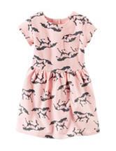 Carter's® Horse Print Pocket Dress - Girls 4-8