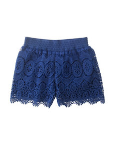 Jessica Simpson Crochet Shorts - Girls 7-16