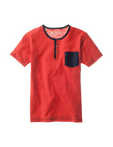 Pacific Blue Henley T-shirt - Boys 8-18