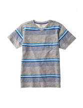 Rustic Blue Striped T-shirt - Boys 8-20