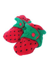 Trimfit Strawberry Booties - Baby 0-12 Mos.