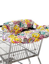 Itzy Ritzy® Ritzy Sitzy™ Shopping Cart & High Chair Cover – Watercolor Bloom