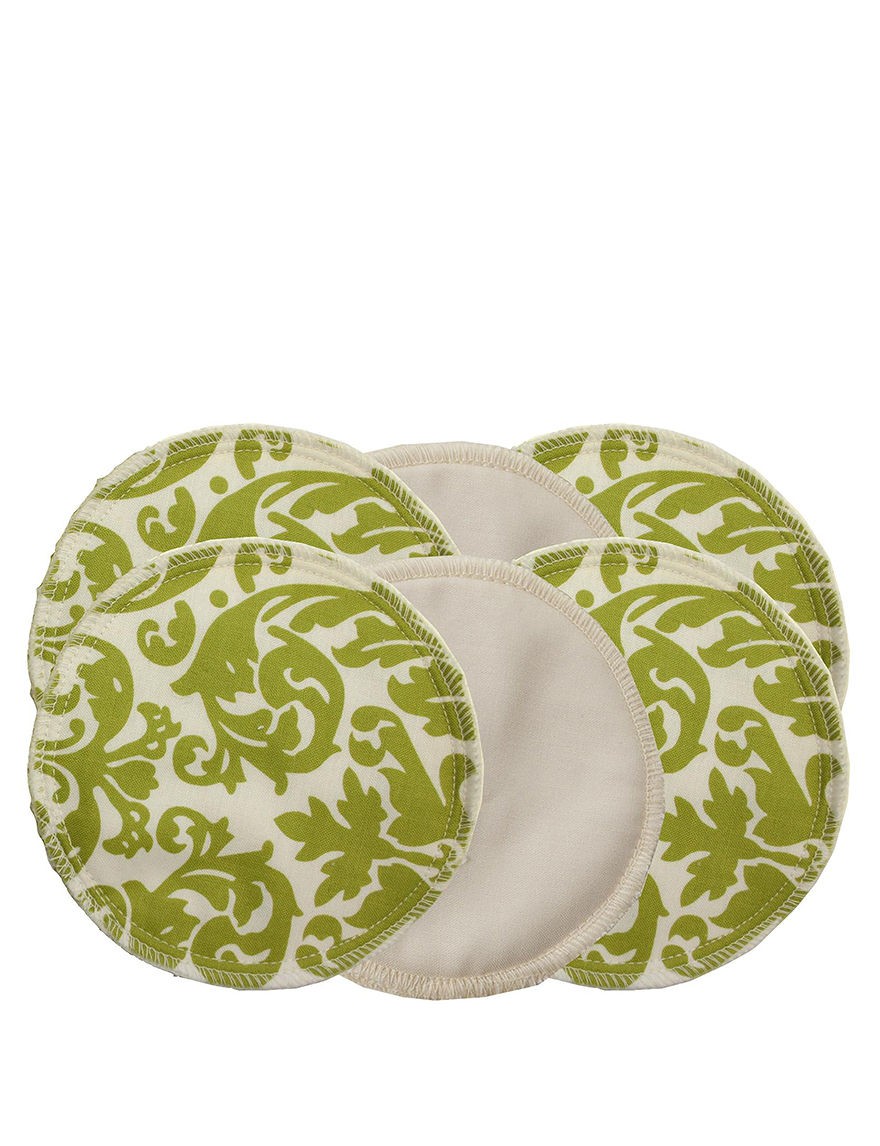 Itzy Ritzy Green Breastfeeding