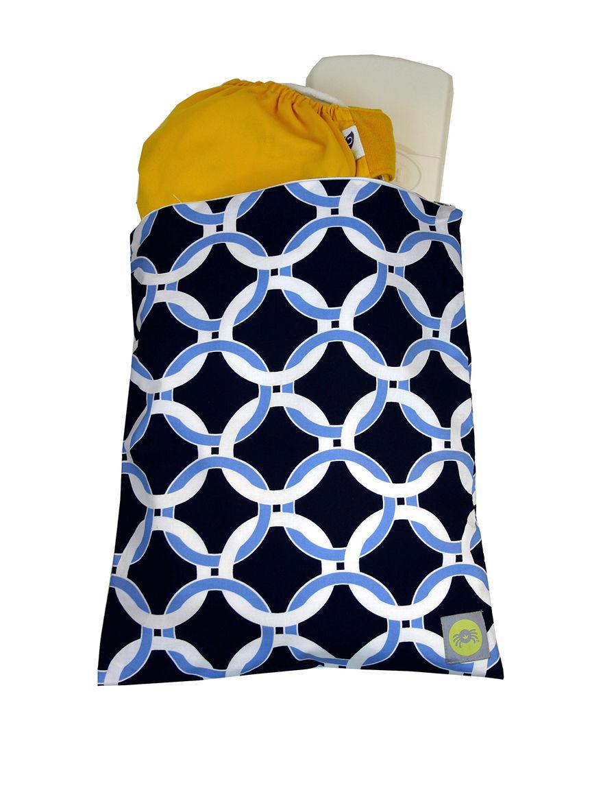 Itzy Ritzy Blue Diaper Bags