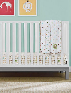 Cosco Leni Crib - White & Soft Grey