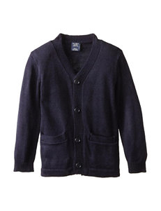 U.S. Polo Assn. Navy Sweater - Boys 4-7
