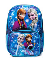 Frozen Backpack with Lunch Kit