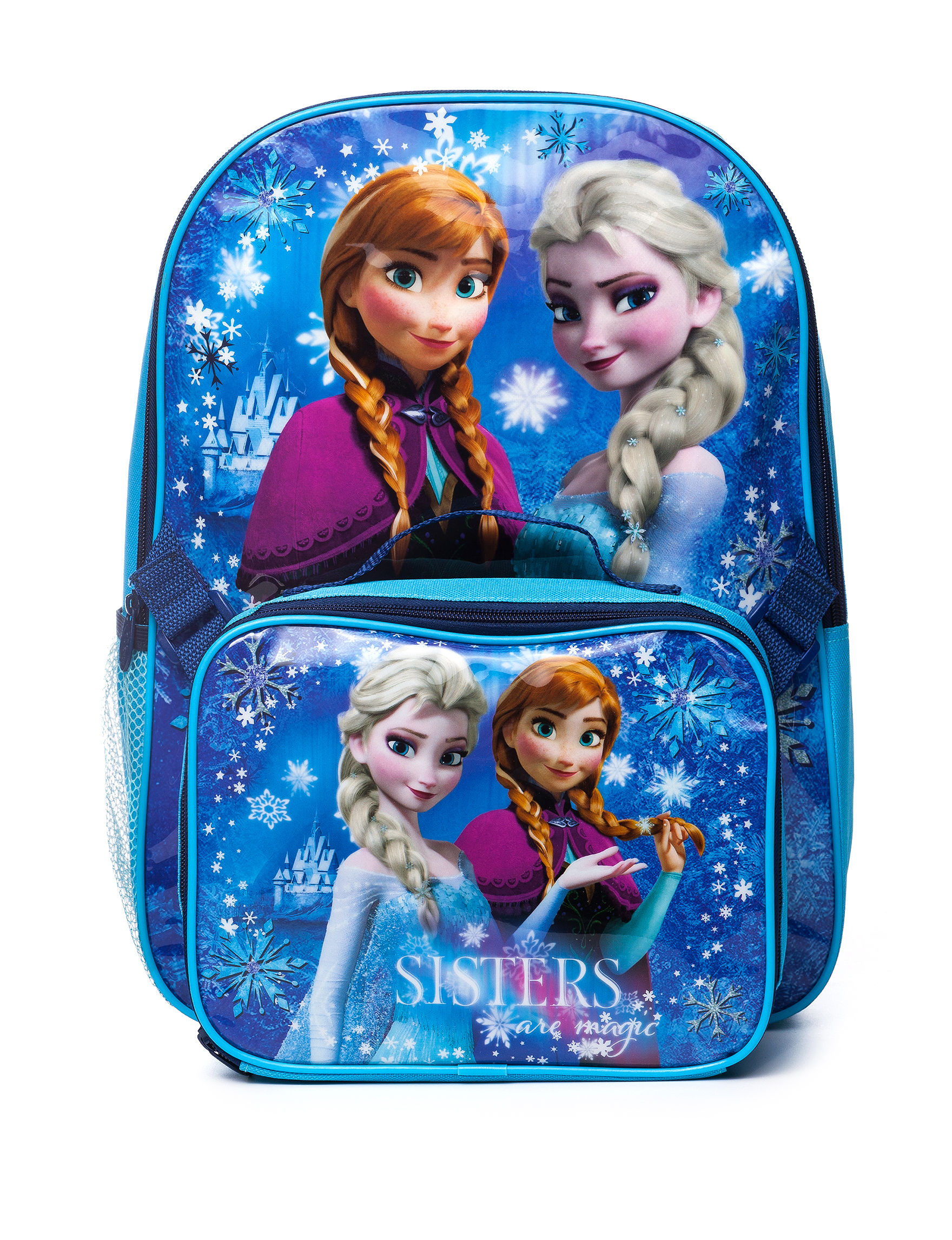 Licensed Blue Lunch Boxes & Bags