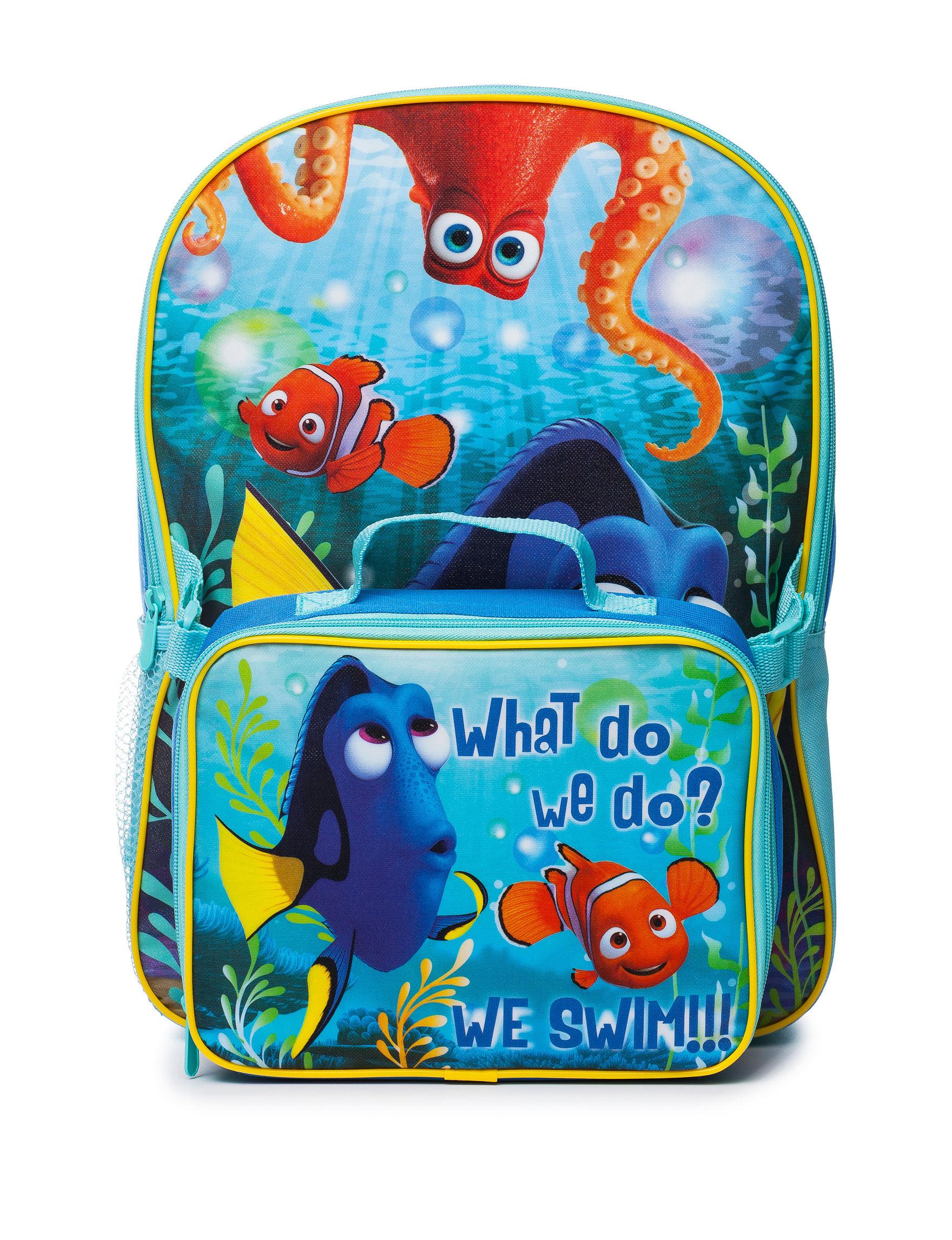 Licensed Blue Bookbags & Backpacks