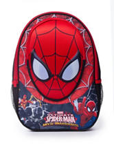 Spiderman with Logo Backpack