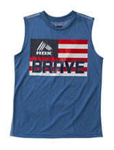 RBX Drive Muscle Tank - Boys 8-20