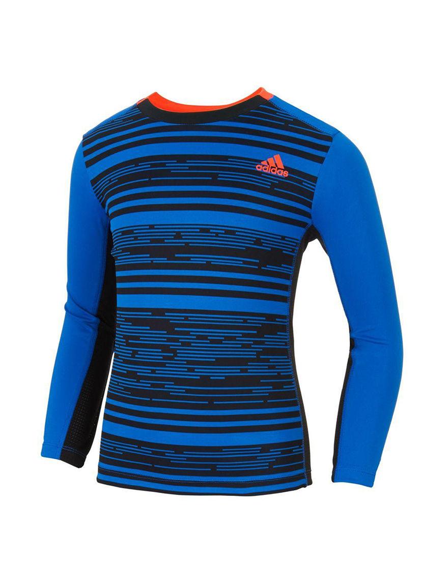 Adidas Blue