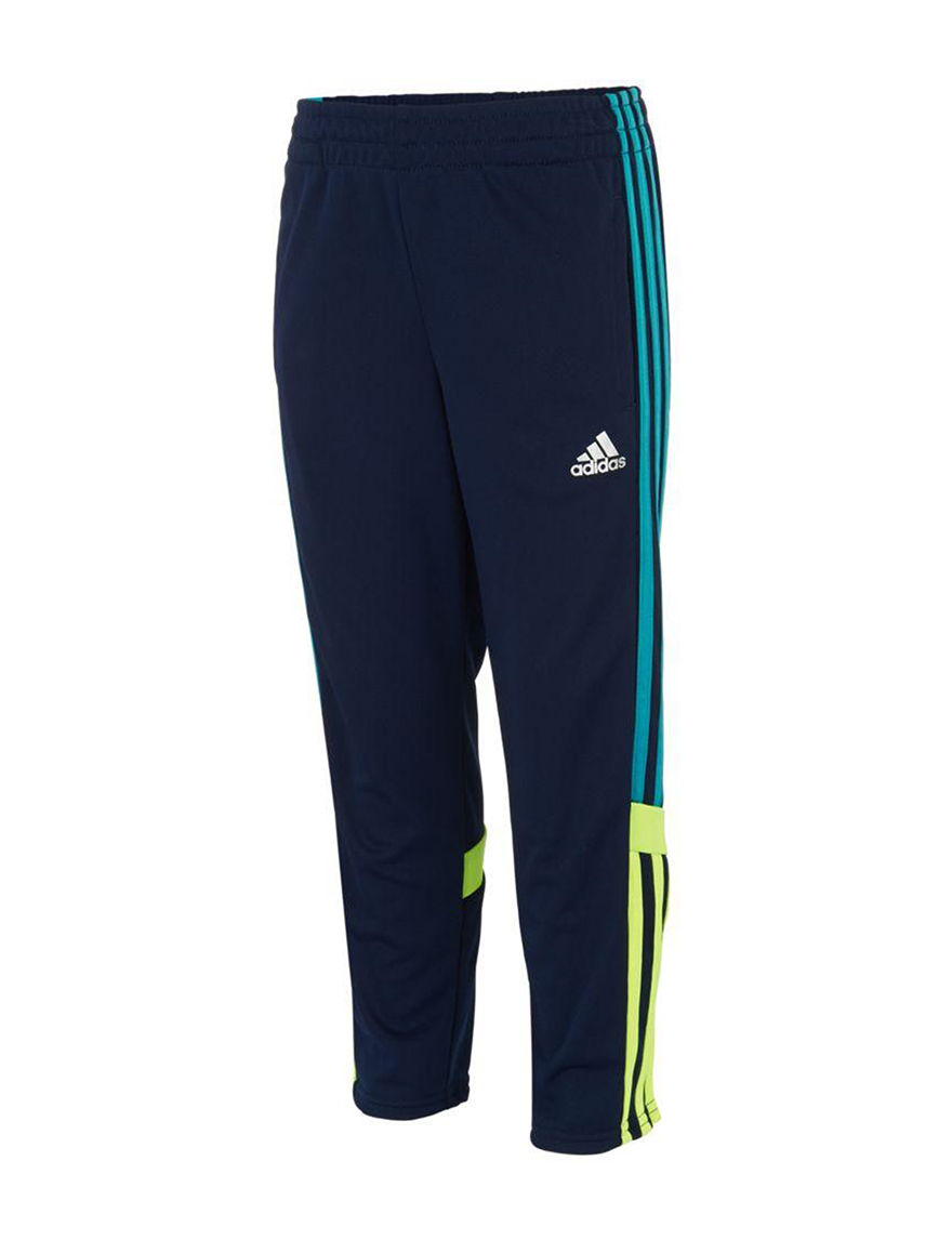 Adidas Navy / Green Loose