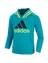 adidas® Classic Pullover Hoodie- Toddlers & Boys 4-7x