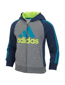 adidas® Warm-up Jacket - Toddlers & Boys 4-7x